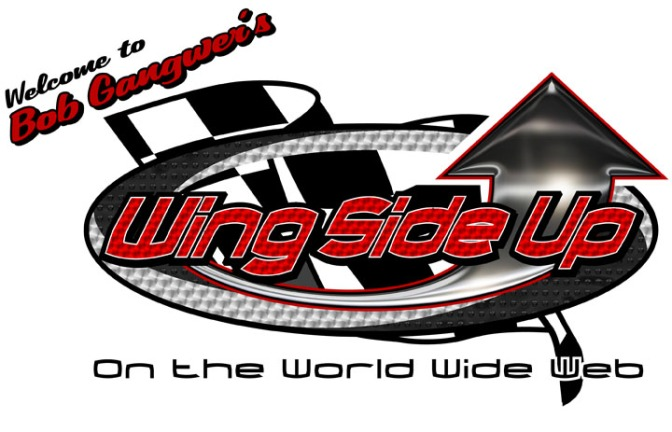 Bob Gangwer' Wing Side Up on the World Wide Web graphic