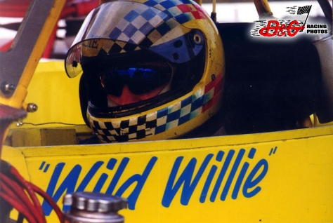 """Wild"" Willie Stutzman of Goshen, IN has always been a ""Good friend and neighbor,"" one of my mentors and favorite supermod racers."