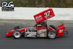 Jeff Locke at Thompson Speedway