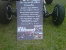A little more history on the Jack Hatcher supermodified