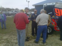 A few legends of southern supermodified racing.