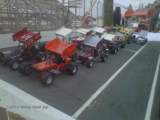 Diarama of Jackson Speedway