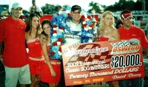 Mike Ordway 2003 International Classic 200 winner