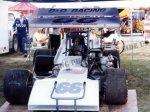 Doug Boisvert at 1994 Sandusky Speedway Hy-Miler Supermodified Nationals