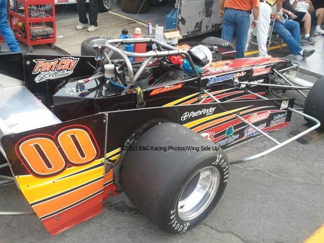 Joe Gosek oswego speedway supermodified B&G Racing Photos