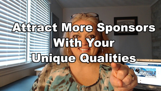 AnnaMarie Strawhand will help you attract more sponsors