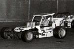 Jim Winks in Purdy Deuce at Oswego Speedway