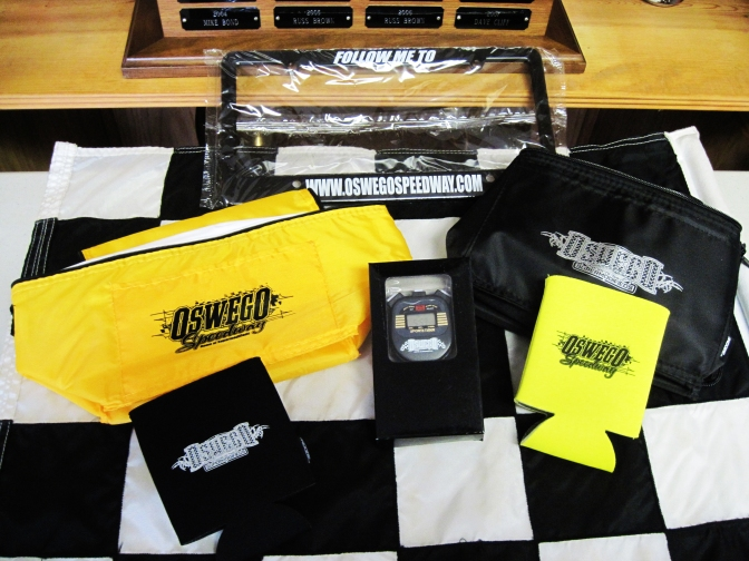 Oswego Speedway Holiday Gift Guide 2014