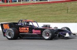 Dave Cliff supermodified at Oswego Speedway