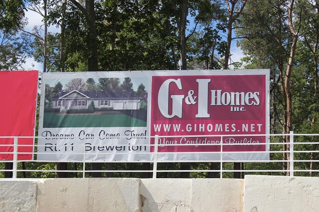 Free Oswego Speedway Passes from G&I Homes