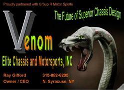 venom elite chassis