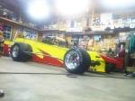 mike mcvetta supermodified garage shot