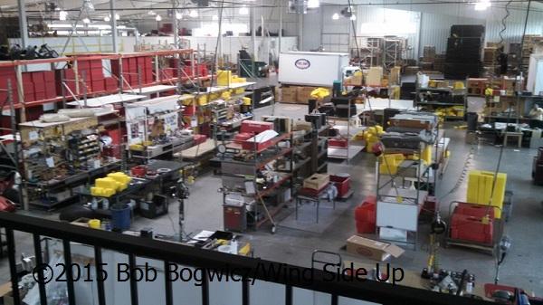 photo of fuel safe facility