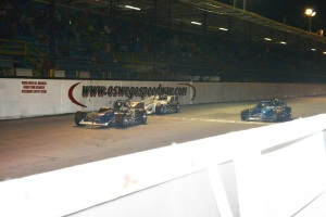 Oswego Speedway photo finish