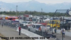 supermodifieds in make ready shoot at rocky mountain raceways