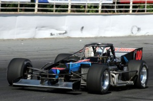 Joe Gosek at Oswego Speedway