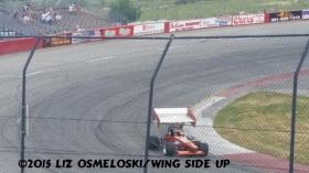Joey Payne time trial at Rocky Mountain Raceways