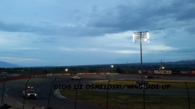 track drying at Rocky Mountain Raceways