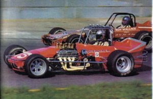 Gary Allbritain in the Routh Meat Packing supermodified