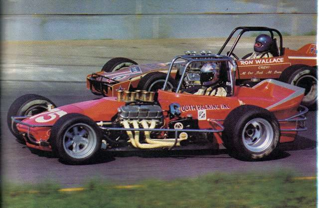 International Classic Featured Driver: '75 Classic Win Propels Allbritain to Indianapolis