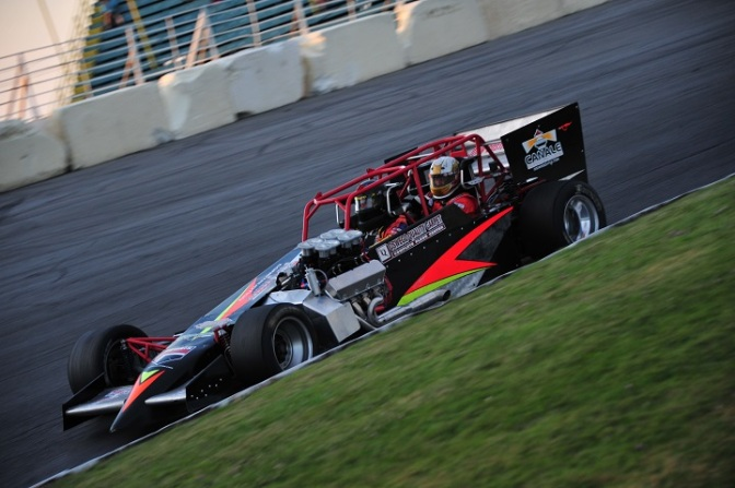 oswego speedway two-seat supermodified